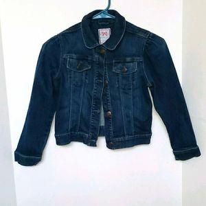 🏖 Gymboree Girl's Denim Jacket